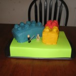 Lego Cake...must have Lego guys....