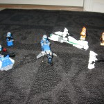 Star Wars Lego Action Scene III