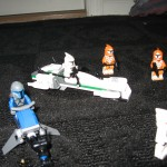 Star Wars Lego Action Scene II