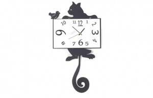 pl13615-wrought_iron_wall_clocks_with_acrylic_cover