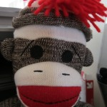 Hey, Sock Monkey